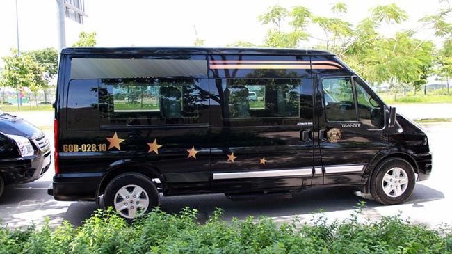 Xe Trường Thịnh limousine Biên Hòa đi Sân bay Tân Sơn Nhất