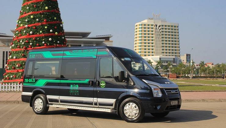 Xe Green limousine Hà Nội đi Bắc Giang