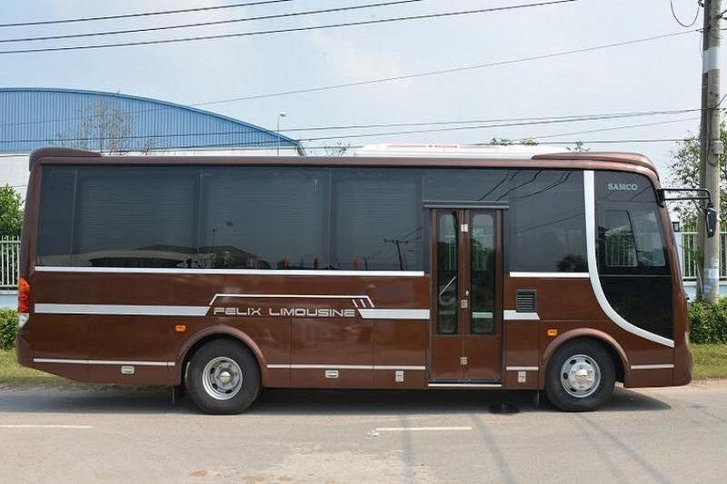 Xe Bảo Khang limousine Hà Nội đi Bắc Giang