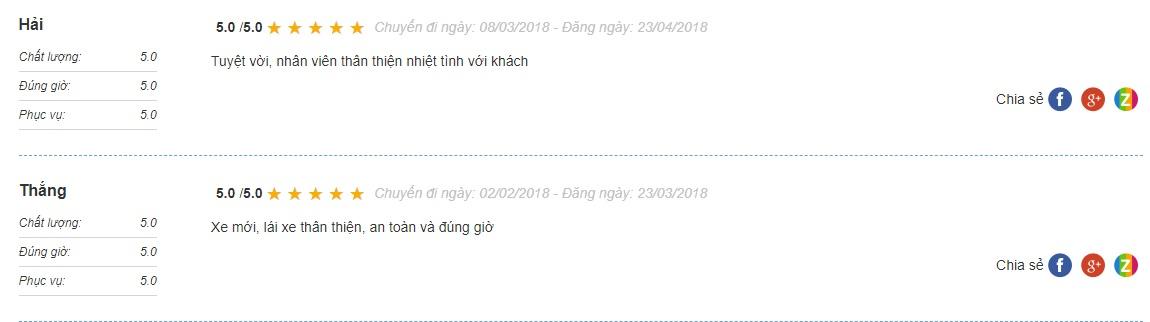 Xe Vĩnh Thịnh Limousine Hà Nội Thái Bình