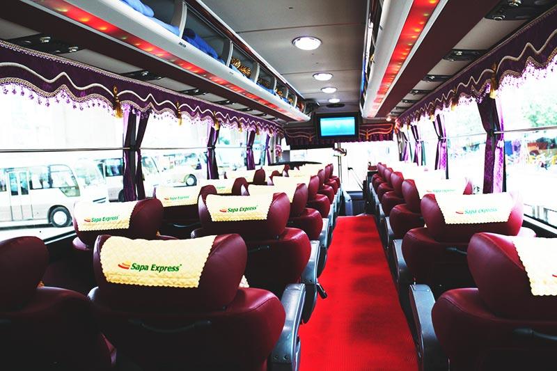 Lịch trình và giá vé Sapa Express