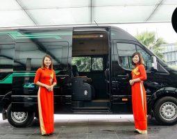 Xe limousine Hà Nội đi Bắc Giang