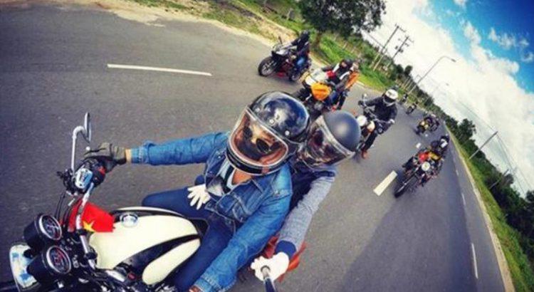 phượt xe máy Nha Trang