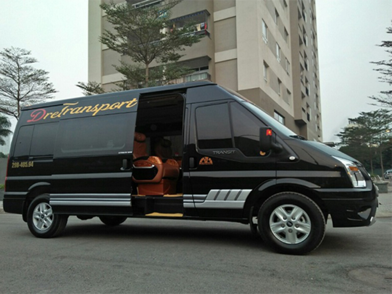 Xe limousine đẳng cấp