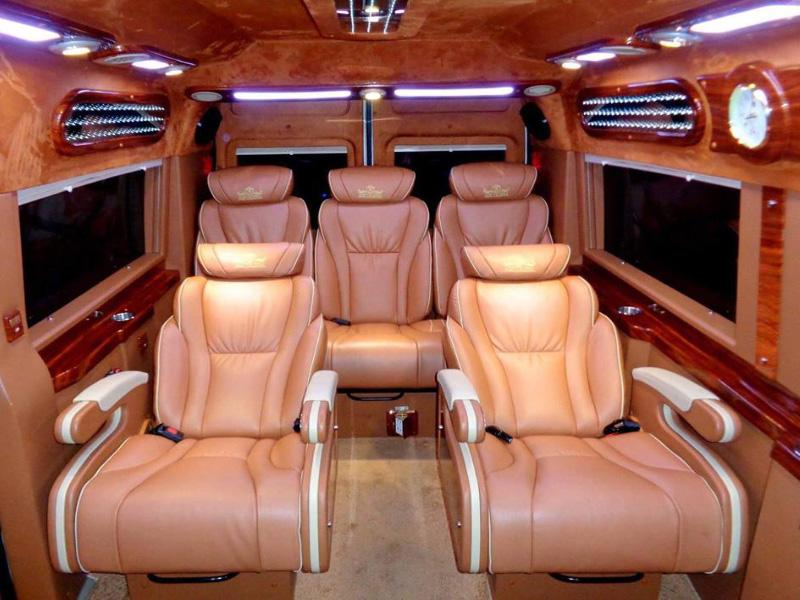 Xe HAV limousine
