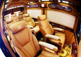 xe limousine đi hà nội - hạ long
