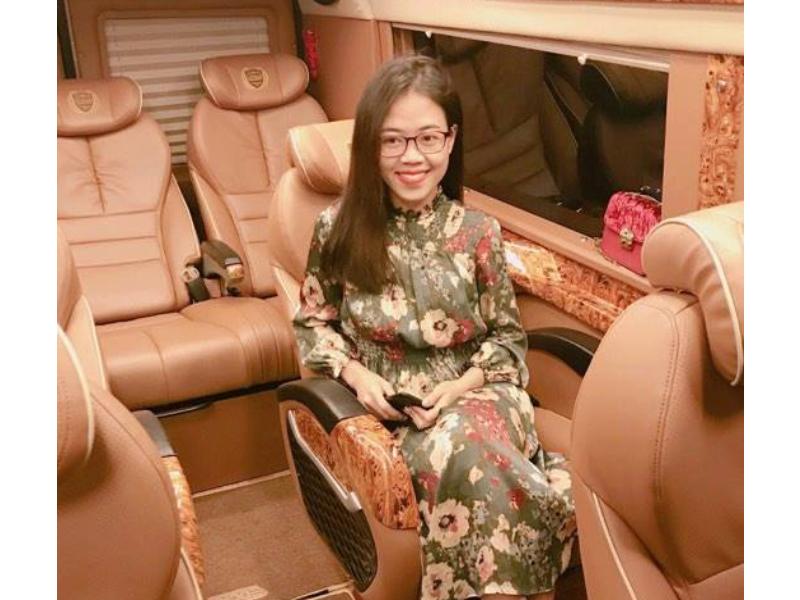 lý thảo limousine đi thanh hóa