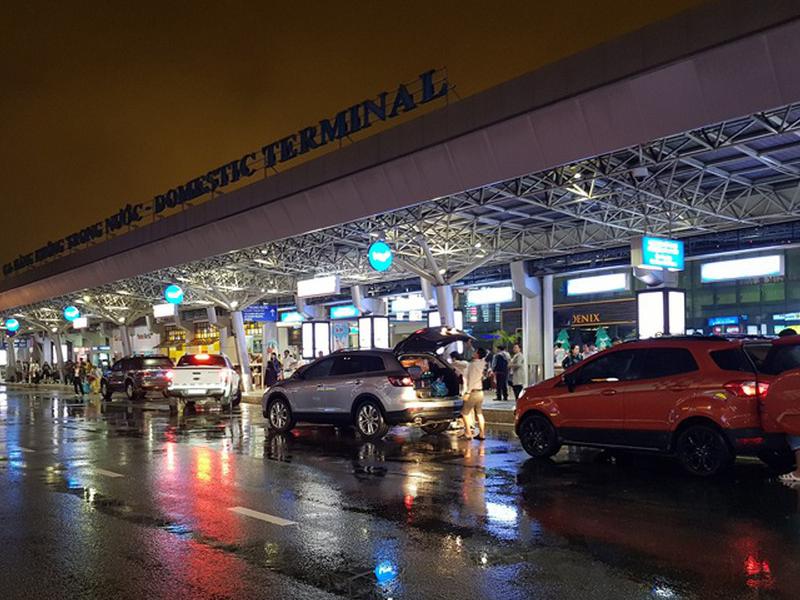 chọn lựa taxi sân bay