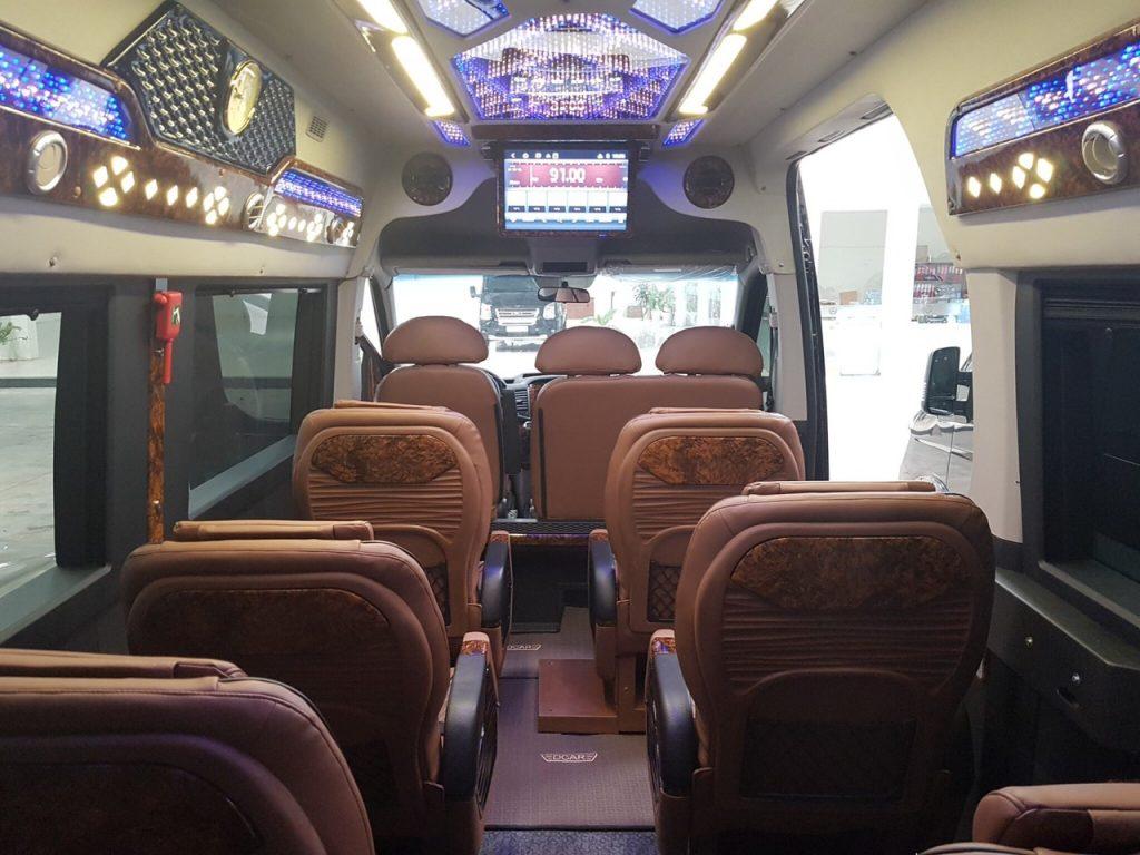 Xe Limousine Hà Nội đi Thái Bình | Đặt vé nhanh | 19006772 ...
