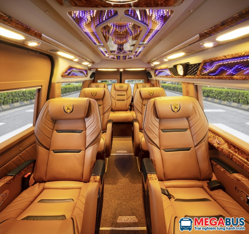 Xe Nam Thắng Limousine