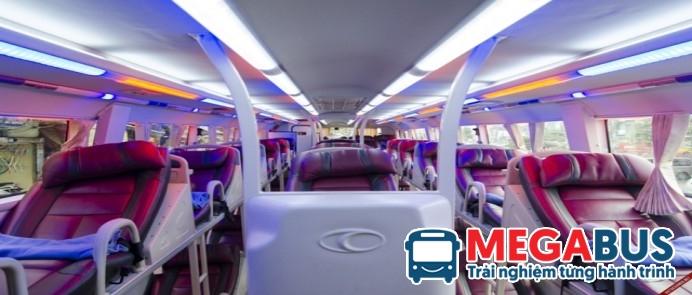 Xe đi Phong Nha - Nhà xe Hưng Long xe giường nằm